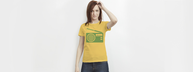 Maize Yellow t-shirt