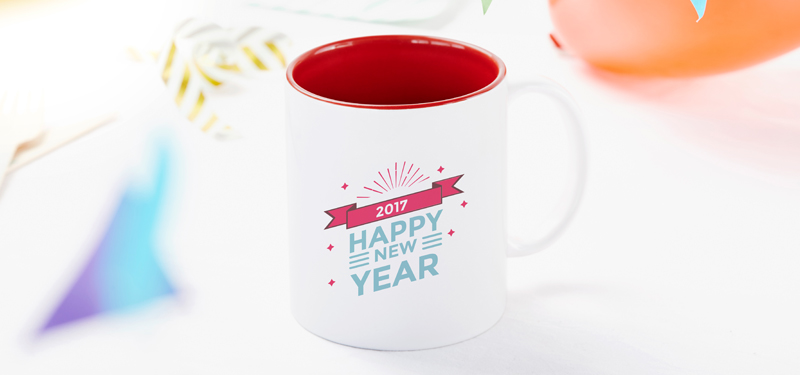Unique ideas for wishing a Happy New Year!